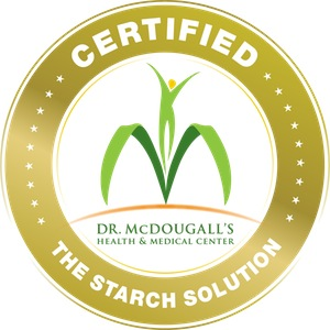 Dr McDougall - The Starch Solution